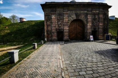 Písecká Brána Prague