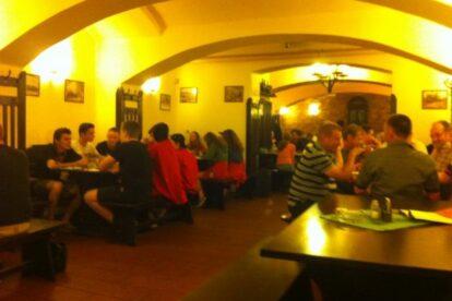 Pivnice U Rudolfina Prague