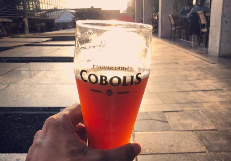 Pivovar Ládví COBOLIS Prague