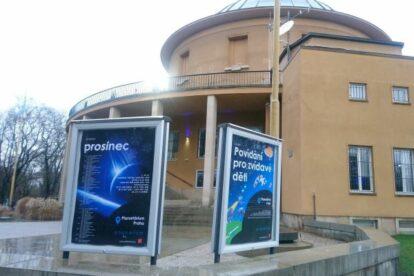 Planetárium Praha Prague