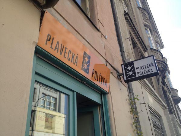 Plavecká polévka Prague