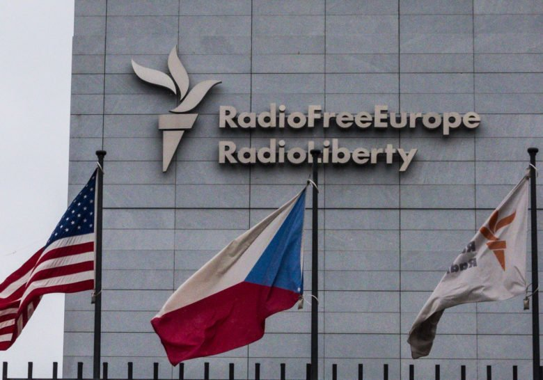 Radio Free Europe Prague