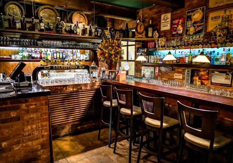 Restaurace Záležitost Prague