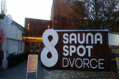 Sauna Spot Dvorce Prague
