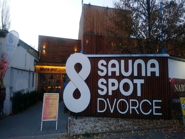 Sauna Spot Dvorce Prague