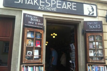 Shakespeare and Sons Prague