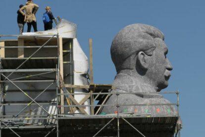 Stalin Prague