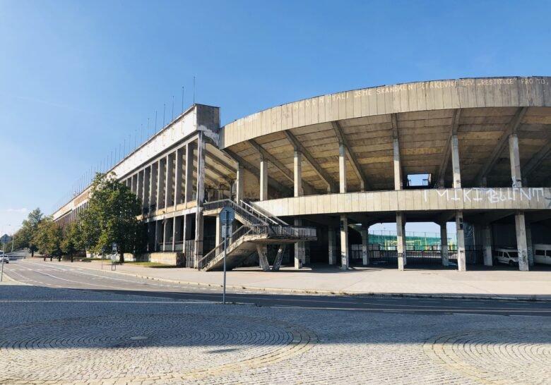 Strahov Stadium Prague