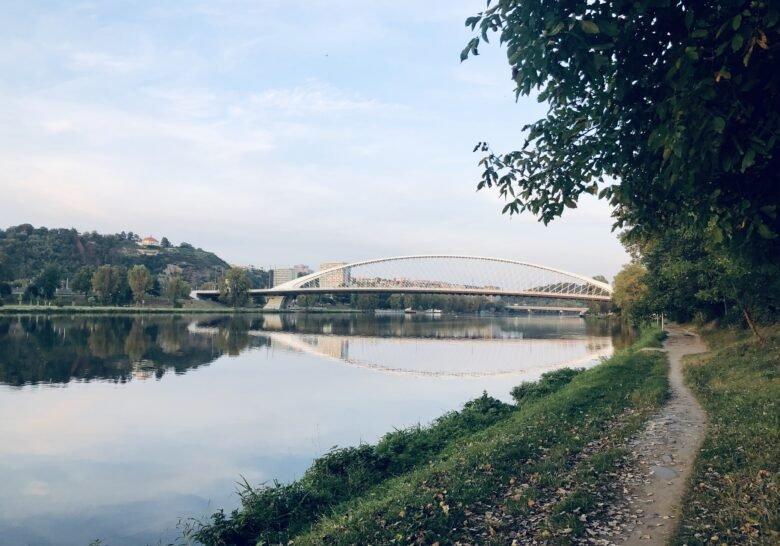 Trojský Most Prague