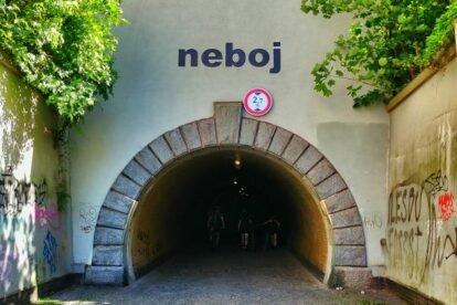 Tunnel Prague