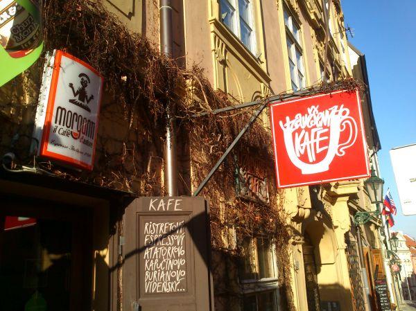 U Zavěšenýho Kafe Prague