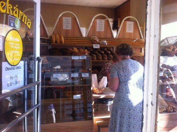 Václavská pekárna Zoulek Prague