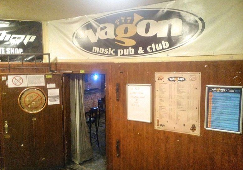 Vagon Klub Prague