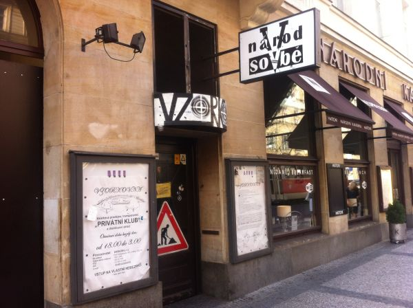 Vzorkovna Prague
