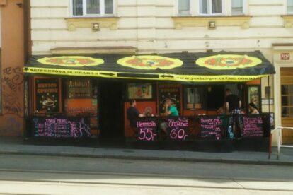 Yes Burger Prague