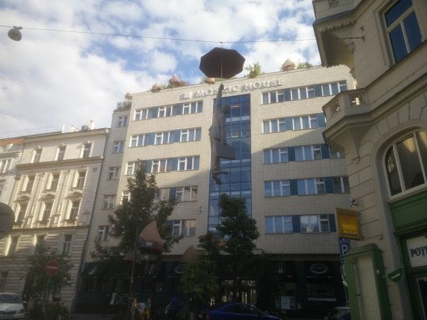 Art culture spotted by locals prague for Hipster hotel prague