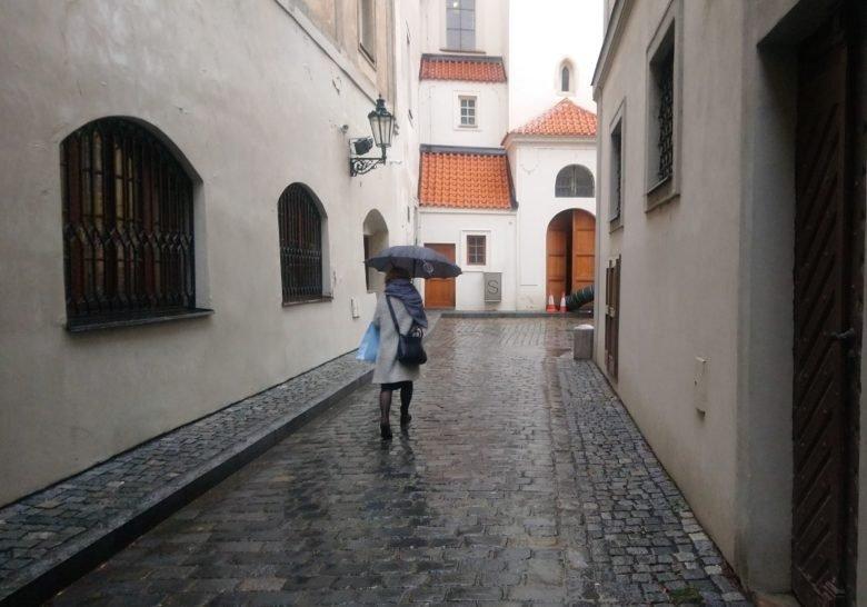 Zlatá Ulice Prague