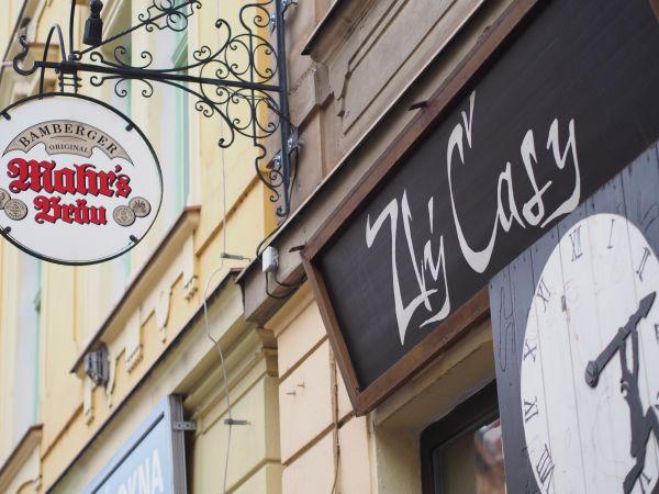 Zlý časy Prague