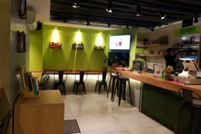 Green & Protein – Healthy fast food