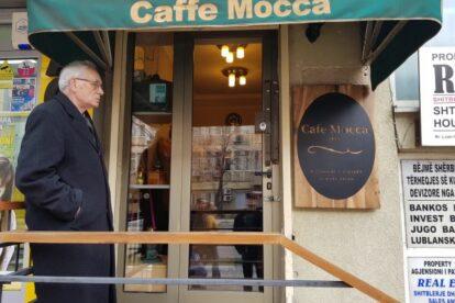 Kafe Mocca Prishtina
