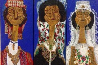 Women Artists, Part 1 Prishtina