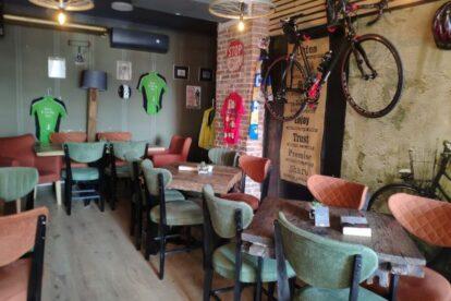 Bike Friendly Cafe Prishtina