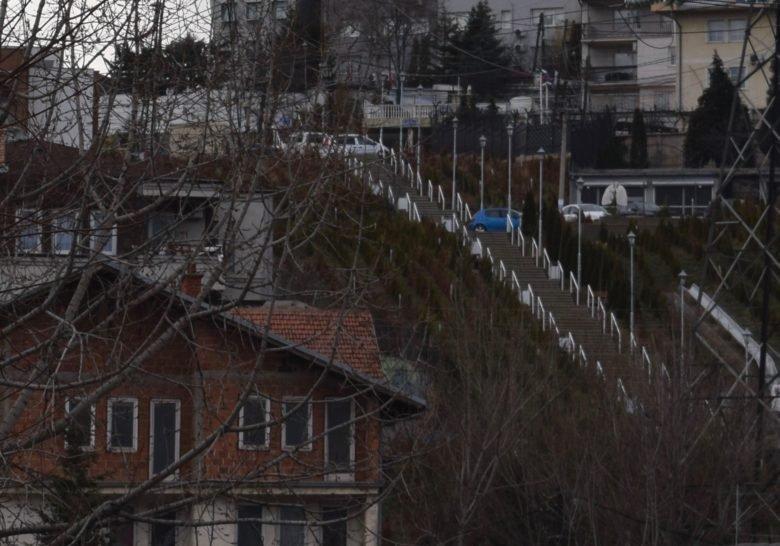 Dragodan Steps – For a bird's eye view of the city