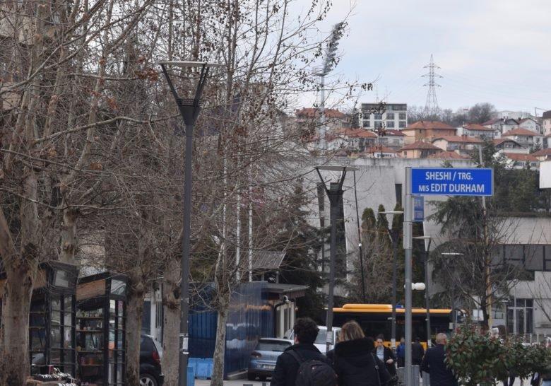 Edith Durham Square Prishtina