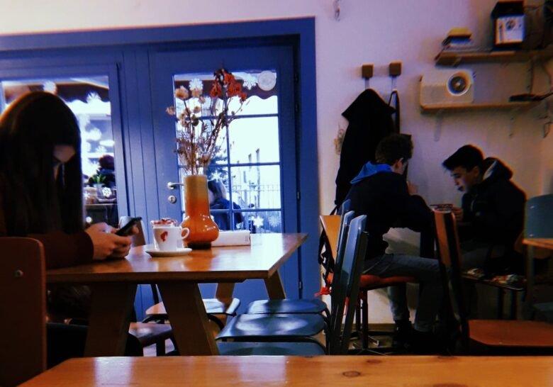 L'espresso Café – Le petit nid