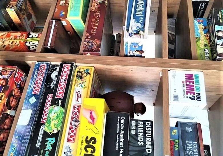 MANA Board Game Bar Prishtina