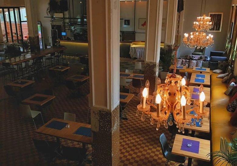 Menza Ramiz Sadiku – Hip cafe and restaurant
