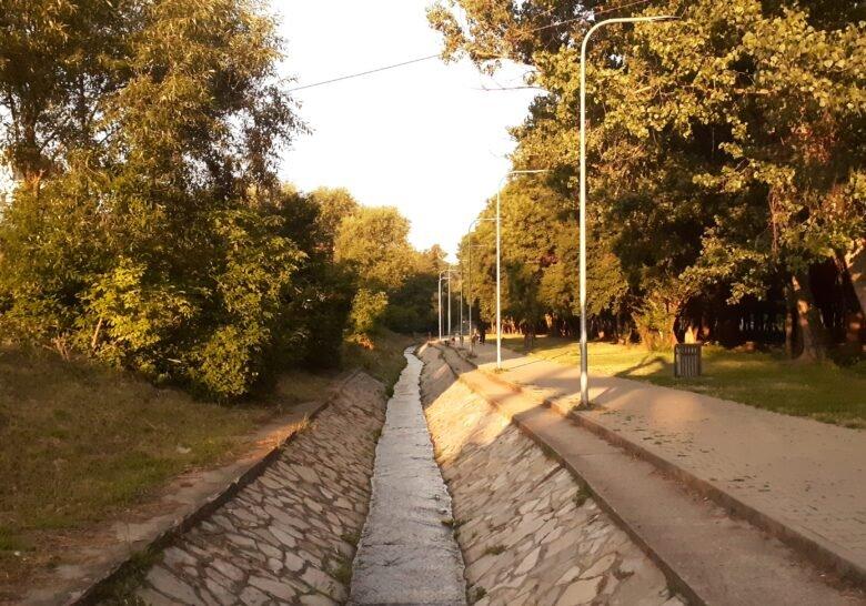 Taukbahçe – The green mantle of Prishtina