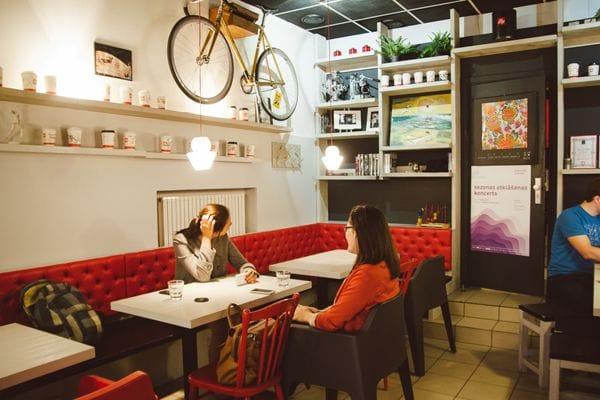 Innocent Cafe Riga
