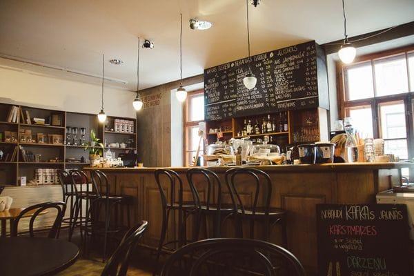 Kafka kafija Riga