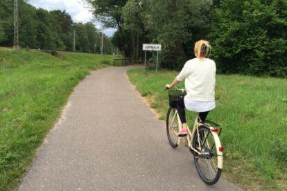 Jūrmala Bikeway Riga