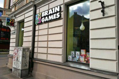 Brain Games Riga