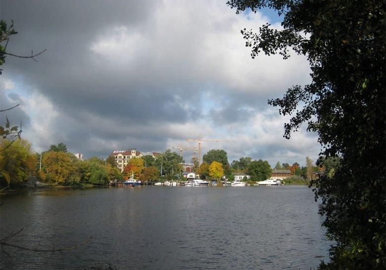 Agenskalna licis Riga