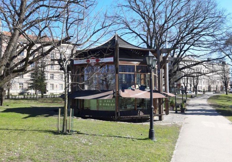 Apsara Tea Houses Riga