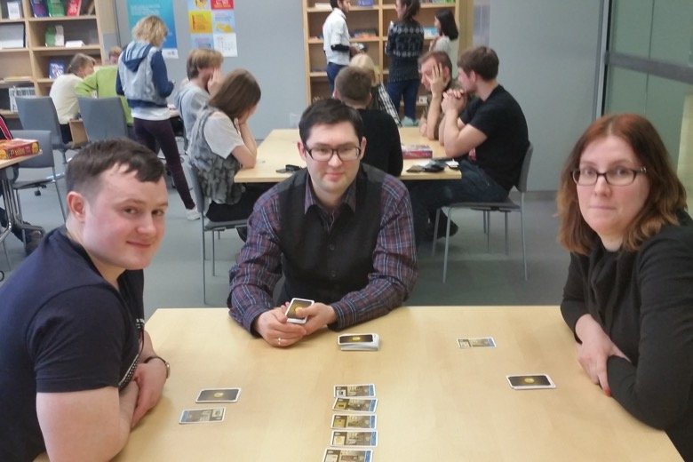 Brain Games Game Evening Riga