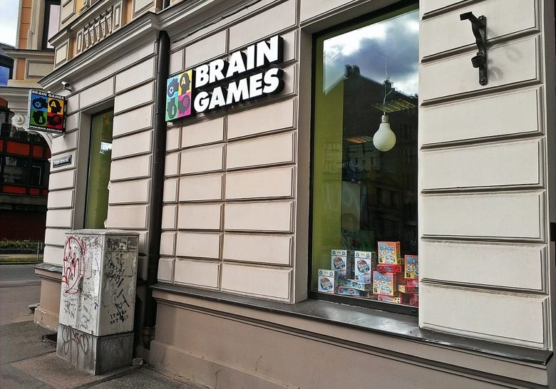 Brain Games Riga