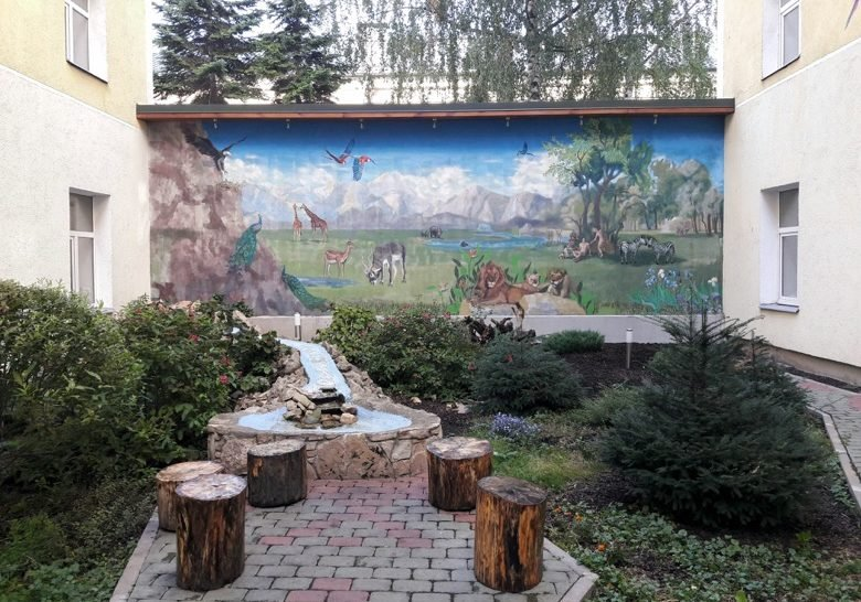 Ēdenes Dārzs Riga