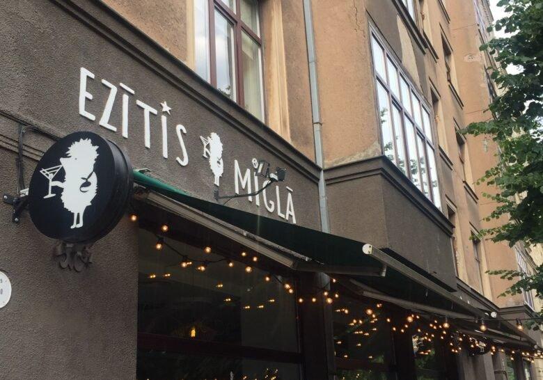 Ezītis Miglā Riga