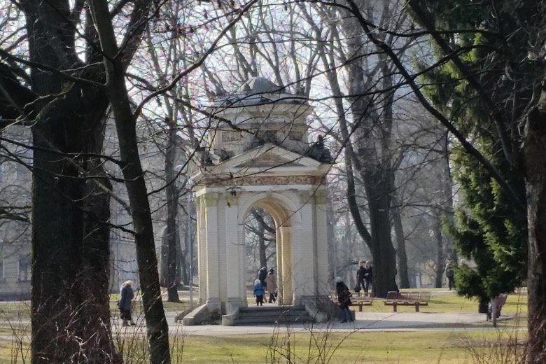 Kronvalda parks Riga