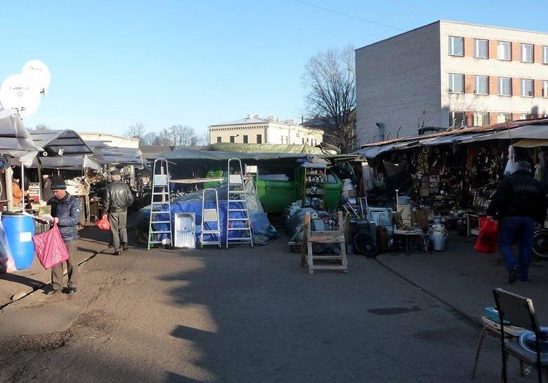 Latgalīte / Latgales market Riga