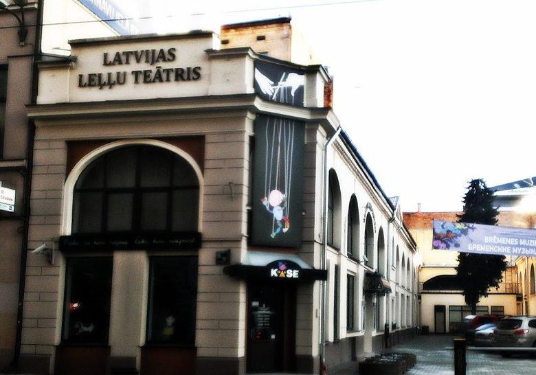 Latvijas Leļļu teātris Riga