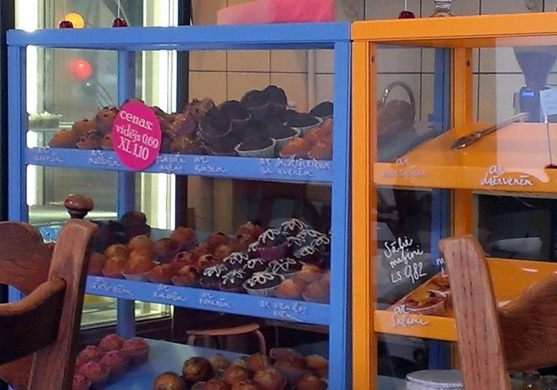 Muffins and More Riga