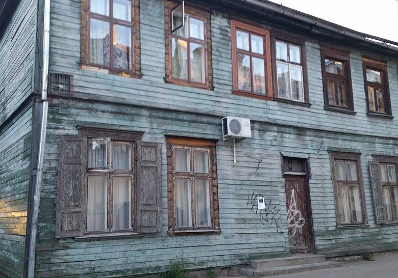 Nometņu street Riga