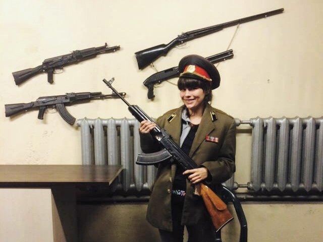 Walters Shooting Gallery Riga