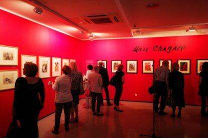 Exhibition Marc Chagall Rijeka