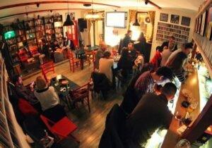 Book Caffe Dnevni Boravak Rijeka